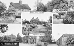 Marchington, Composite c.1955