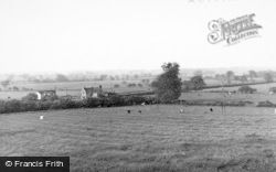 Marchington, General View c.1955