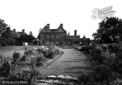 Marchington, Hall c.1955