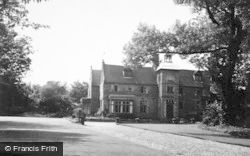 Marchington, Hound Hill c.1955