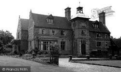 Marchington, Houndhill c.1955