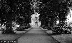 Marchington, St Peter's Church c.1955