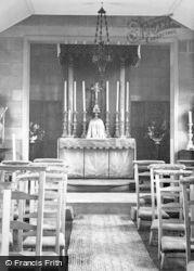 Marchington, St Thomas A Becket Catholic Church c.1955