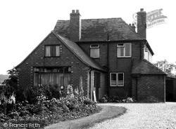 Marchington, The Post Office c.1955