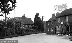 Marchington, The Square c.1955