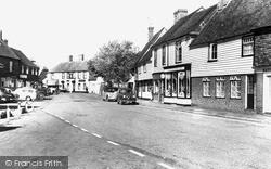 Marden, High Street c.1960