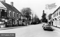 High Street c.1965, Marden