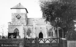 Marden, The Church c.1955
