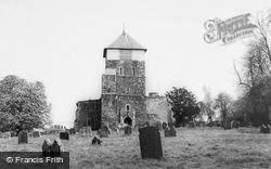 Marden, The Church c.1965