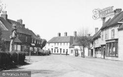 Marden, The Village c.1955