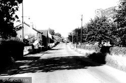 Mardy, The Village c.1965