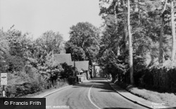 Maresfield, Church Street c.1950