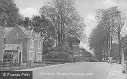 London Road c.1950, Maresfield