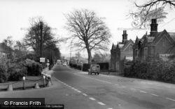 Maresfield, Main Road c.1955