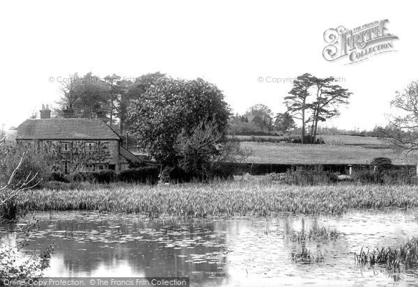 Maresfield,Mill Pond 1902,Sussex