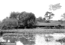 Maresfield, Mill Pond 1902