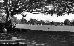 Maresfield, Recreation Ground c.1950