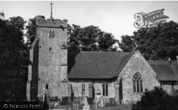 Maresfield, St Bartholomew's Church c.1950