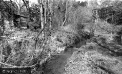 Maresfield, The Stream c.1955