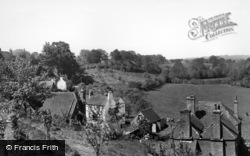 Maresfield, The Valley c.1950