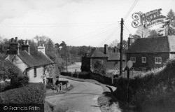 Maresfield, Underhill c.1950
