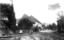 Maresfield, Village 1902