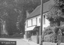 Village Store, Uckfield Road c.1950, Maresfield