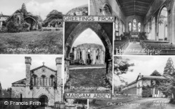 Abbey Composite c.1955, Margam