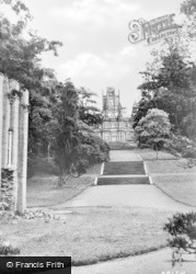 Margam, Castle c.1955