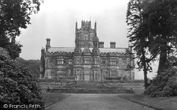 Margam, The Castle c.1955