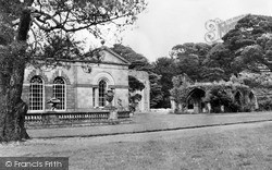Margam, The Orangery c.1955