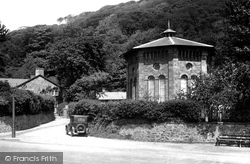 Margam, The Round Chapel 1938