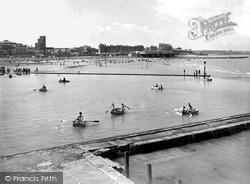 Boating Pool c.1950, Margate