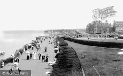 Cliftonville, Queen's Promenade 1908, Margate