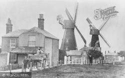 Margate, Draper's Mills c.1900