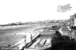 Margate, From Nayland Rock 1890