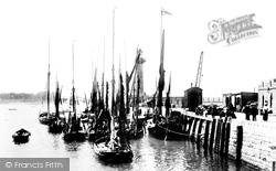 Margate, Harbour 1908