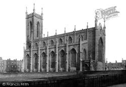 Margate, Holy Trinity Church 1891