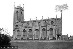 Margate, Holy Trinity Church 1892