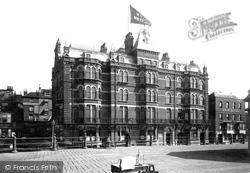 Margate, Hotel Metropole 1892