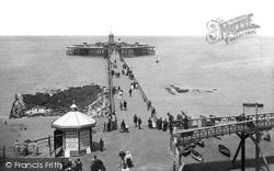 Margate, Jetty 1890