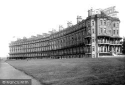 Margate, Nayland Crescent  1890