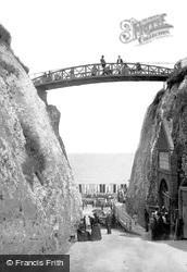 Margate, Newgate Gap Bridge 1890