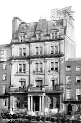 Margate, Shaftesbury House 1890