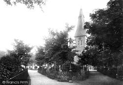 Margate, St John's Church 1890