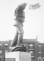 Margate, Surfboat Memorial 1906