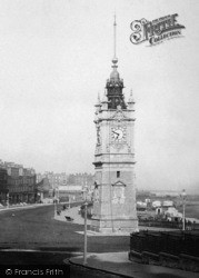 Margate, The Clock Tower 1890