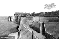 Margate, The Fort 1892