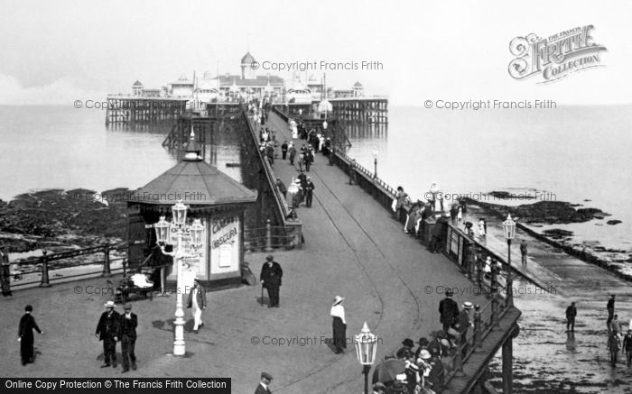 Photo of Margate, The Jetty 1918