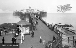 The Jetty 1918, Margate